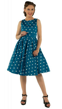 Dolly and Dotty Kleid Annie Peacock Polka Dots