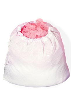 Bag / Beutel für Petticoat weiss