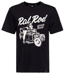 King Kerosin T-Shirt Rat Rod