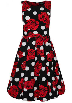 Dolly and Dotty Kleid Annie Dots and Roses