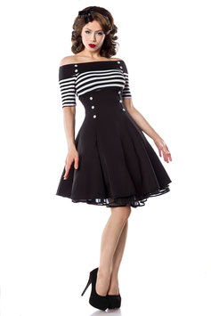 Belsira Kleid Nina Stripes