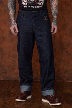 King Kerosin Jeans Workwear