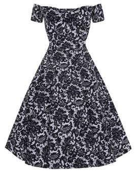 Lady Vintage Kleid Josie Glamorous Lace