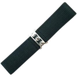 Banned Stretchgürtel schwarz