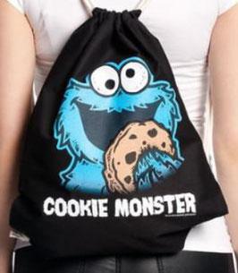 Sesame Street Baumwollrucksack Cookie Monster