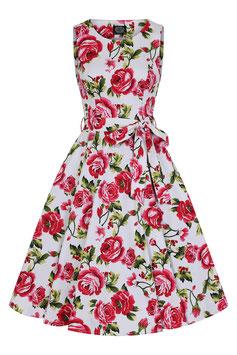 Hearts & Roses Kleid Sweet Rose