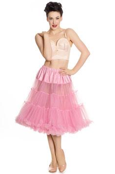 Hell Bunny Petticoat 60 cm Bubblegum Pink
