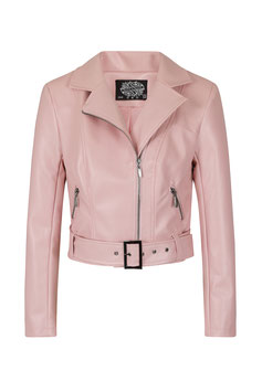 Hearts and Roses Jacke Pink Lady
