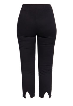 Queen Kerosin High Waist Caprihose
