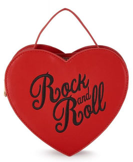 Collectif Tasche Bina Rock and Roll rot