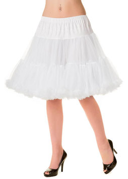 Banned Petticoat Walkabout 50 cm weiss