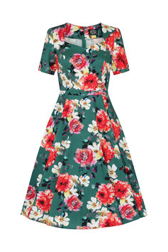 Hearts and Roses Kleid Pamela