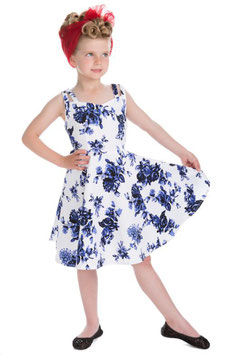 Hearts & Roses Kleid Rosalie white Kids