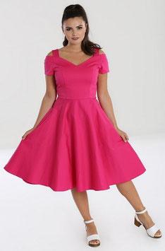 Hell Bunny Kleid Helen pink