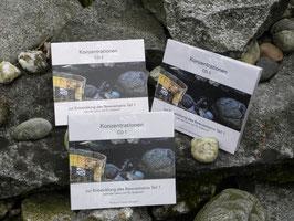 Alle 3 CDs Bewusstsein Teil 1
