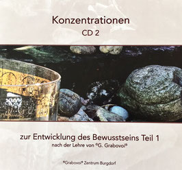 CD 2       Bewusstsein Teil 1