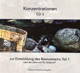 CD 3                         Bewusstsein Teil 1
