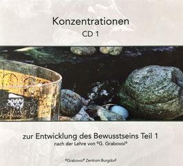 CD 1               Bewusstsein Teil 1