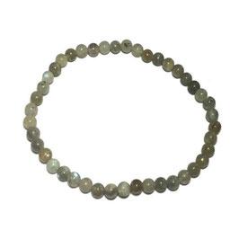 Bracelet en perles de Labradorite 4 mm