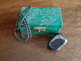 Bracelet en perles d'Hématite 4 mm