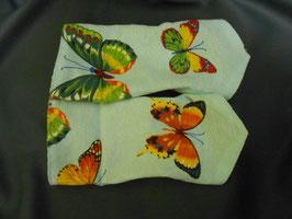 Schmetterling mit grün,