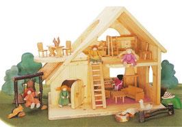 人形の家2階建(小)《完成品》