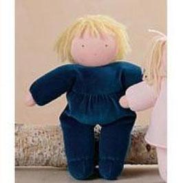 抱き人形(中) キット 青