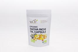 印加果油丸 (ORGANIC SACHA INCHI OIL CAPSULE)