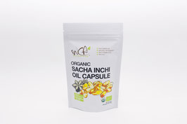 Organic Sacha Inchi Oil Capsule