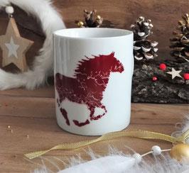 "Mug ""Cayuse Spirit"" - Rouge n°2"