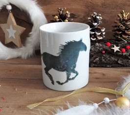 "Mug ""Cayuse Spirit"" - Dark Green"