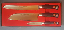 Messerset 3 teilig
