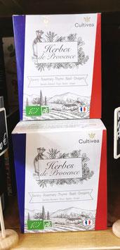 Kit saveurs du monde : Herbes de Provence