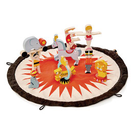 'Tender leaf toys Circus in opbergzak'