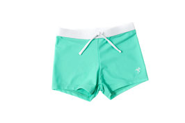 'Selva Sauvage zwembroek Recycled ocean waste - Aqua Green'
