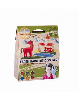 'Earth paint kit discovery'