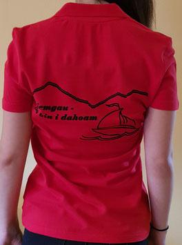 Chiemwelt-Polo-Shirt für Frauen