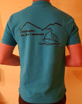 Chiemwelt-Polo-Shirt für Männer