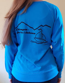 Chiemwelt-Sweatshirt für Frauen