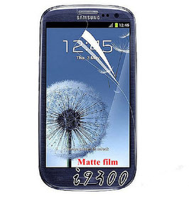SamsungI9300 Matte film