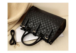 Fashion Grid Women Handbag