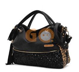 Leisure Leopard Grain Bag