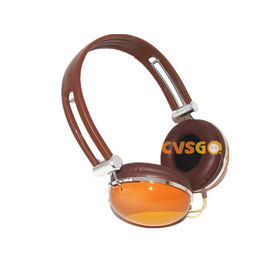 Chocolate headset