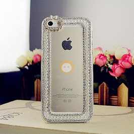 Pearl border Phone cases