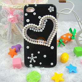 heart pearl Phone cases