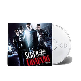 "DOUBLE ALBUM CD ""SCRED CONNEXION"" - NI VU NI CONNU"