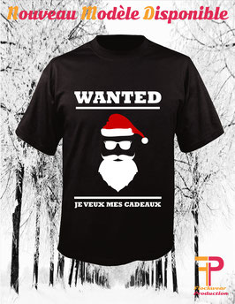 PERE NOËL WANTED