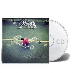 "ALBUM CD ""HUGO TSR"" - FENÊTRE SUR RUE"