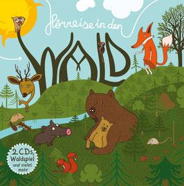 Hörreise in den Wald CD