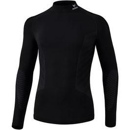 erima Athletic Longsleeve - Erwachsene in den Farben rot - weiß - schwarz